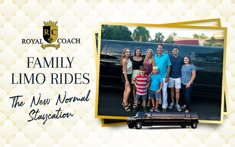 Let Royal Coach Fuel A Fun and Safe Staycation Experience!